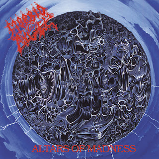 "Morbid Angel - ""Altars of Madness"""