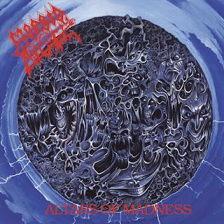 "Morbid Angel - ""Altars of Madness"""