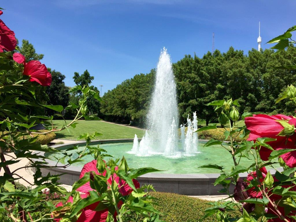 Roses In Garden: The State Fair Of Texas Offers A Secret Garden Of Delights