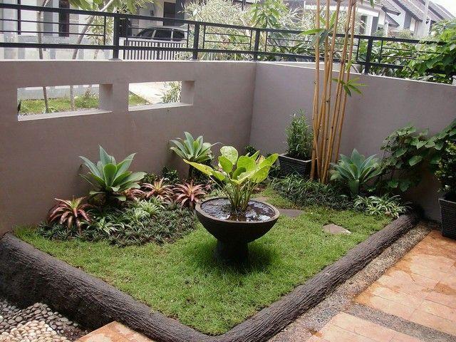 jardinagem espaços pequenos