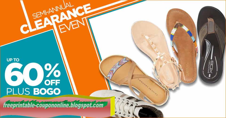 Rack room shoes coupon february 2018