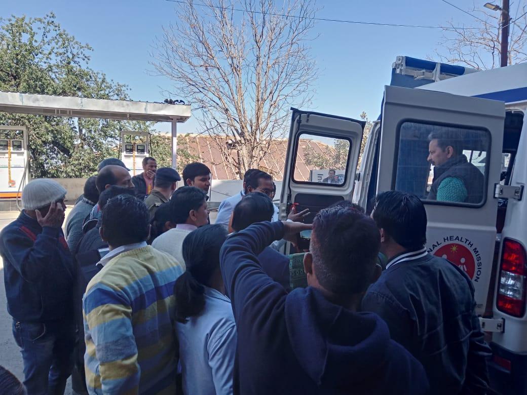 Endless Journey: Free Medical Camp at Village Lodh, Block