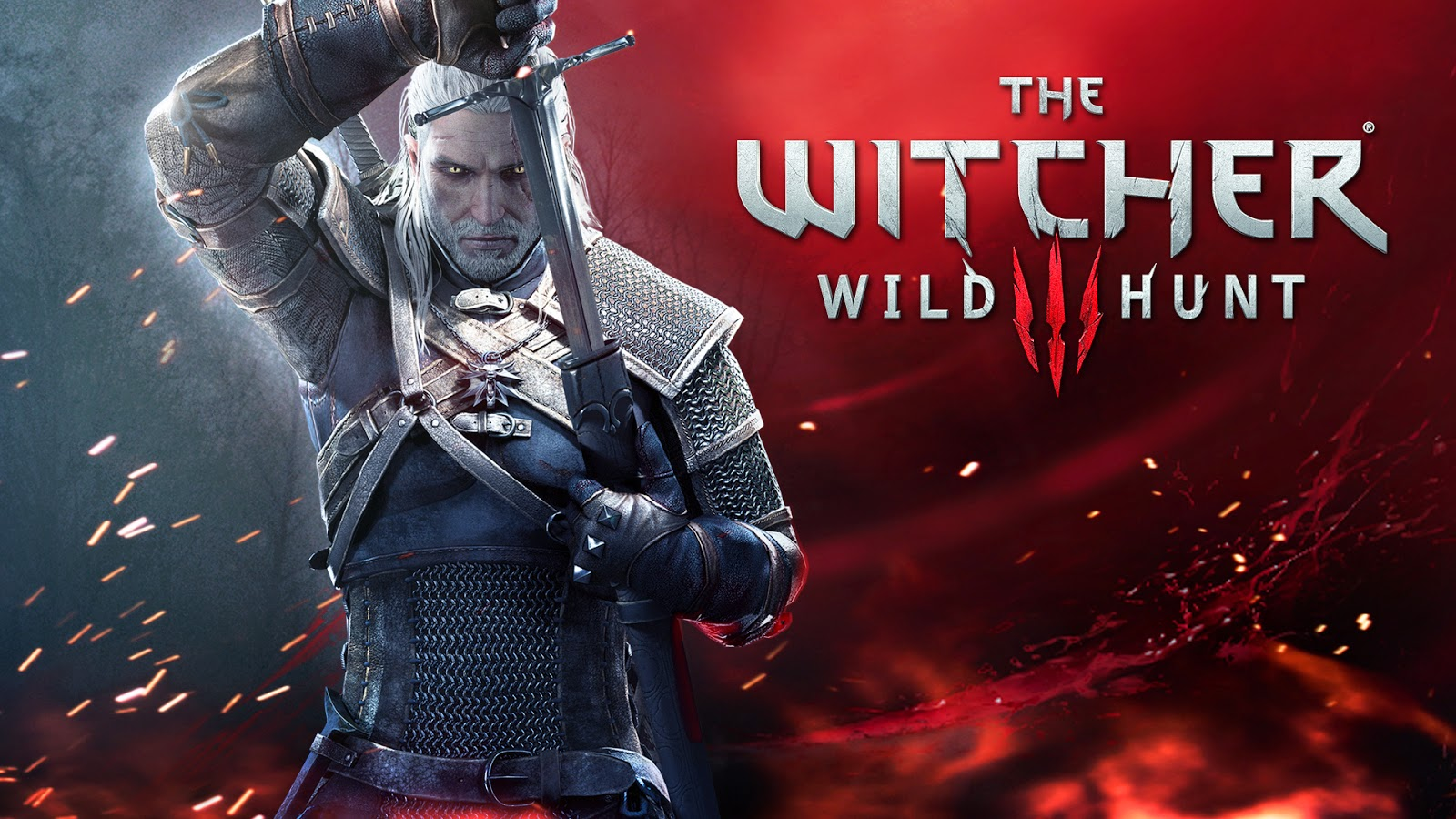 The Witcher 3 HD Wallpaper