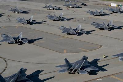 Οι ΗΠΑ αδειάζουν το Ιντσιρλίκ και μετακομίζουν Ελλάδα: Πολεμική εγκατάσταση μαμούθ ετοιμάζουν στην Κάρπαθο – Eρχονται F-22 μαζί με Patriot