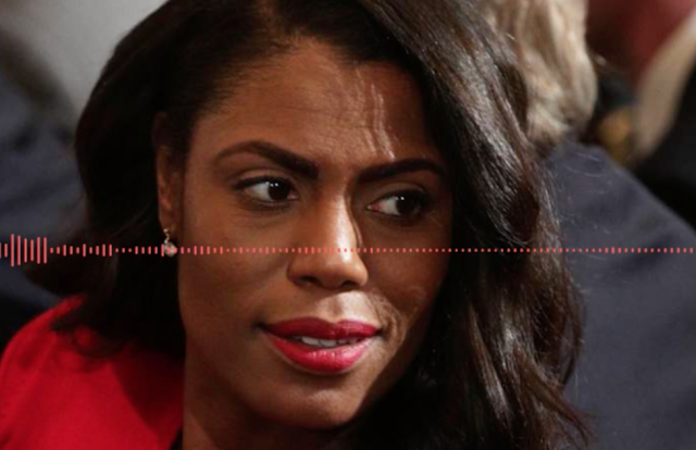 Former Trump aide Omarosa raises security concerns with release of secret Situation Room recording