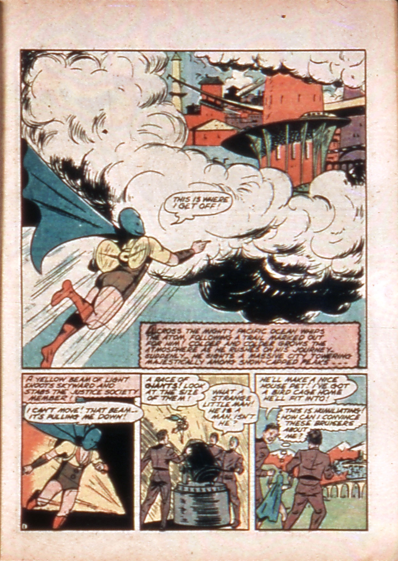 All-Star Comics (1940) issue 10 - Page 21