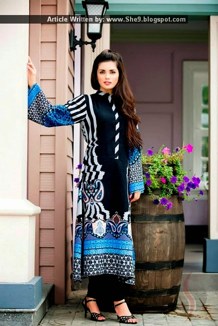 Phulkari By TaanaBaana Ready To Wear Winter Collection 2014