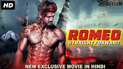 Download Romeo Straight Forward (Nermugam) 2018 Hindi Dubbed Movie