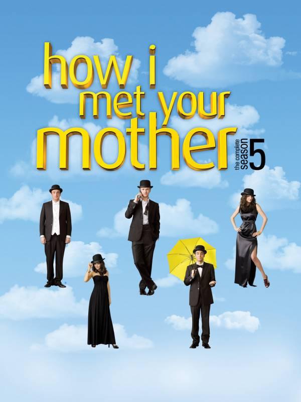 How I Met Your Mother 2009: Season 5 - Full (24/24)