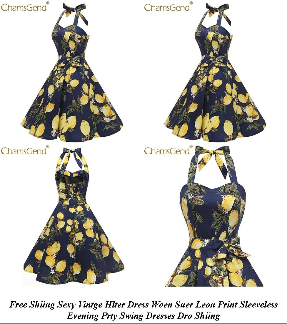 Summer Beach Dresses - Shop For Sale In London - Floral Dress - Cheap Clothes Online