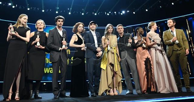 Звезда «Заложников» Иракли Квирикадзе получил награду на фестивале «Берлинале»