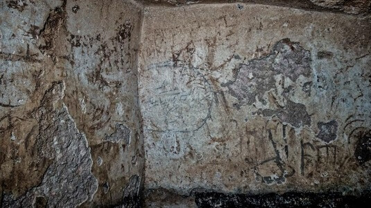 2.000 Yıllık Yahudi Grafiti