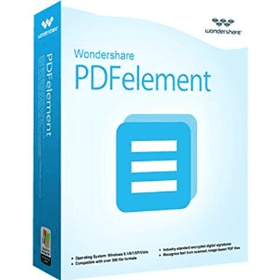 Wondershare PDFelement 6 Free Download