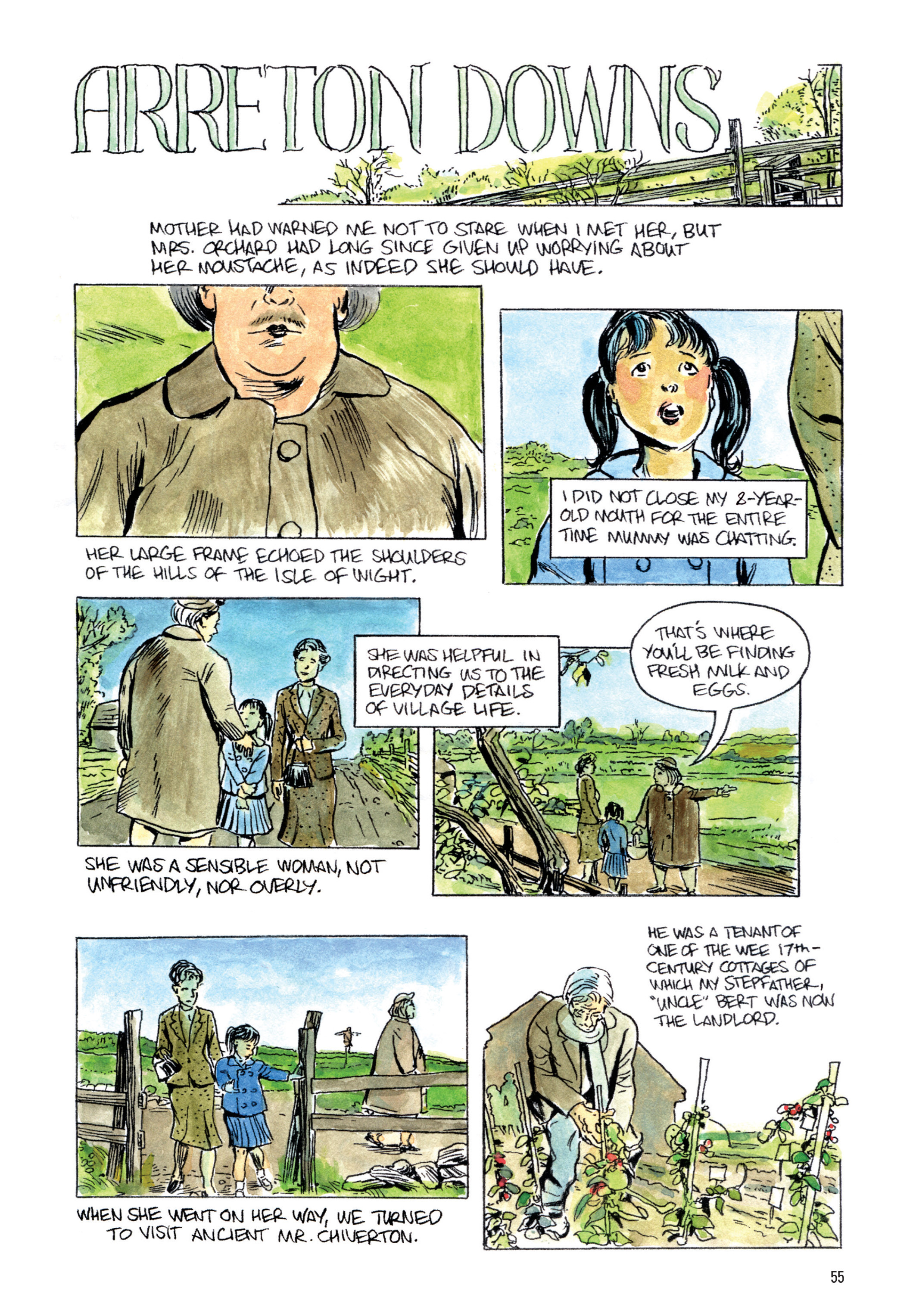 Read online The Late Child and Other Animals comic -  Issue #1 - 52