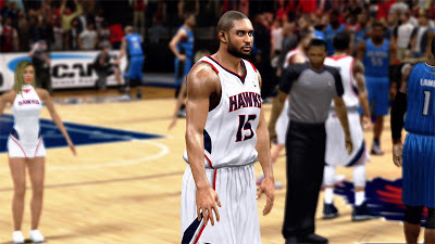 NBA 2K13 Al Horford Cyberface Patch