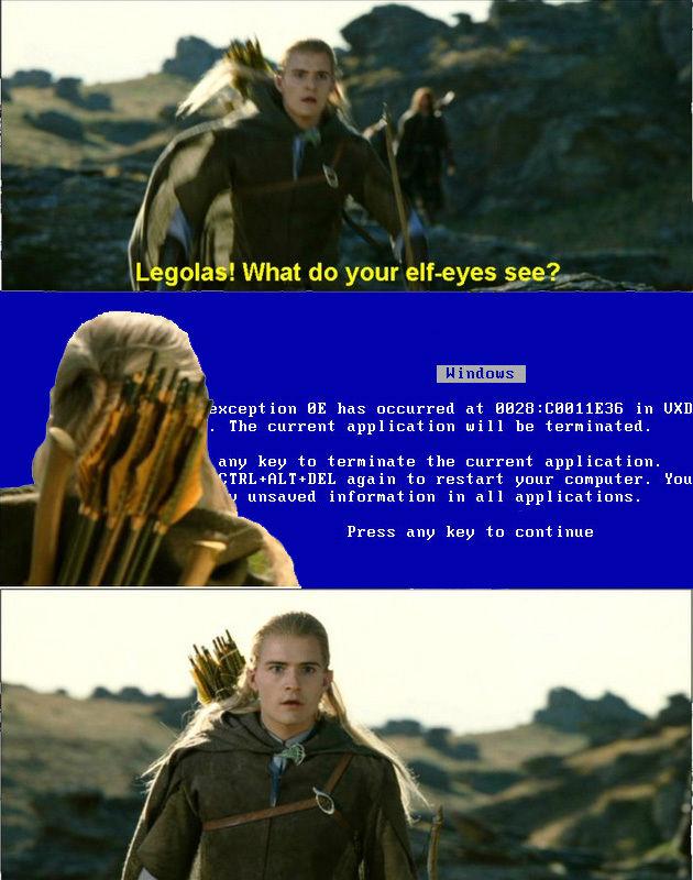 New Media 4 5 The Elven Memes