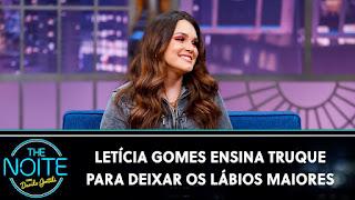 Dra. Anahy aconselha mães – Live #Sextou com Leão Lobo – Maquiadora Letícia Gomes