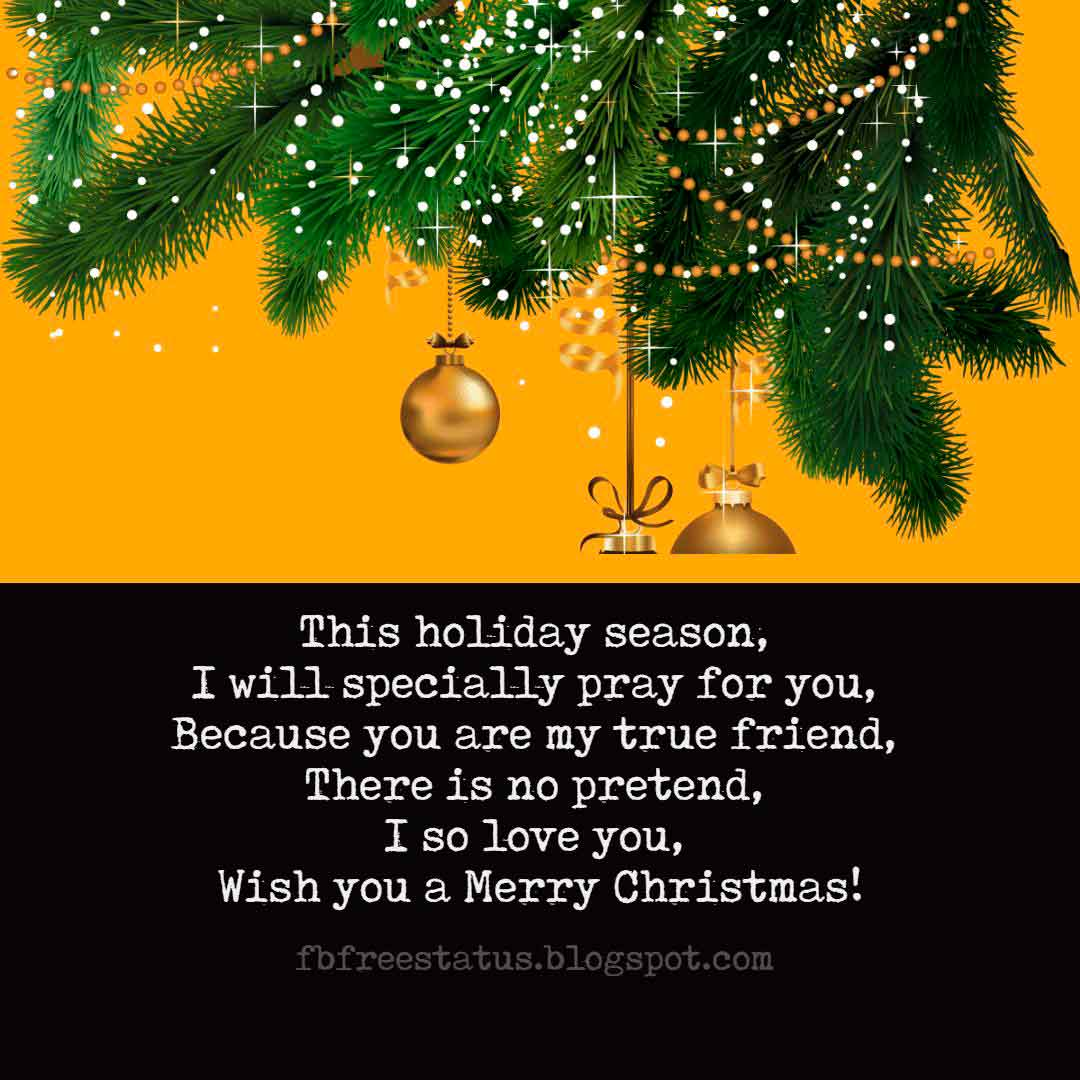 Christmas Messages for Friends (02)