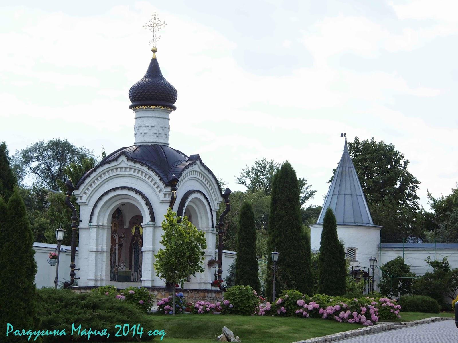 воронеж церковь часовня