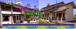 Villa Jason Lembang