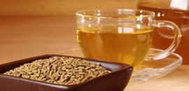 Fenugreek Seeds Mix With Honey
