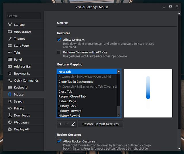vivaldi browser new release