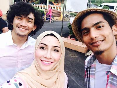 Biodata Niezam Zaidi Pelakon Drama Namaku Bedah
