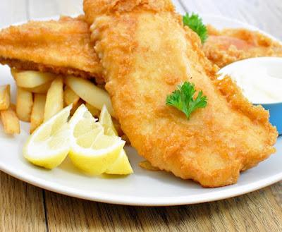 Gambar Resep Fish and Chips Asli Renyah Menggugah Selera