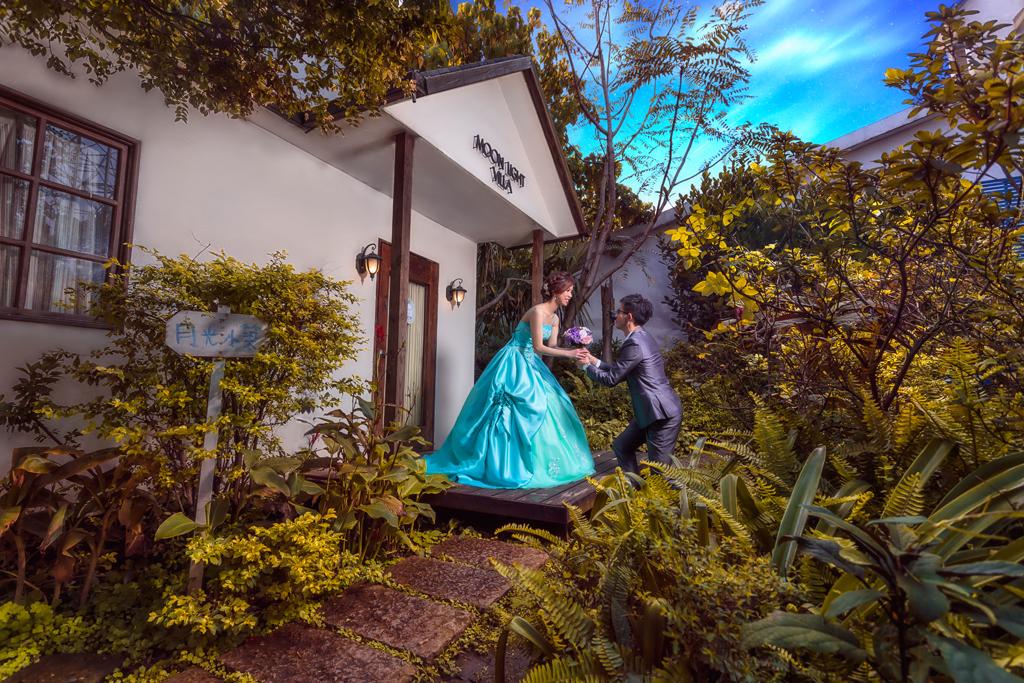 蘆洲香草花緣, 婚攝KK, 幸福印象館, 婚禮紀錄