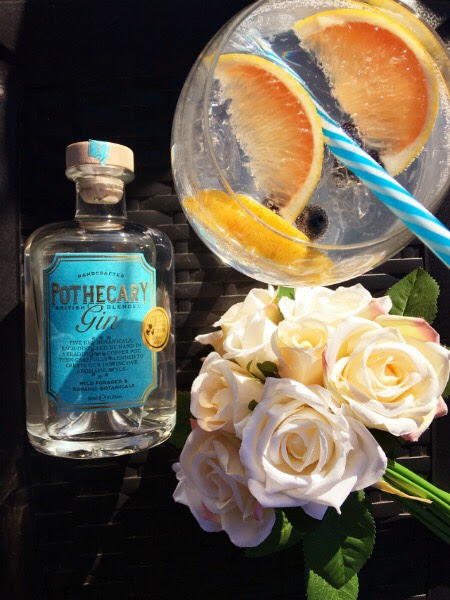 Sampling Pothecary Gin...