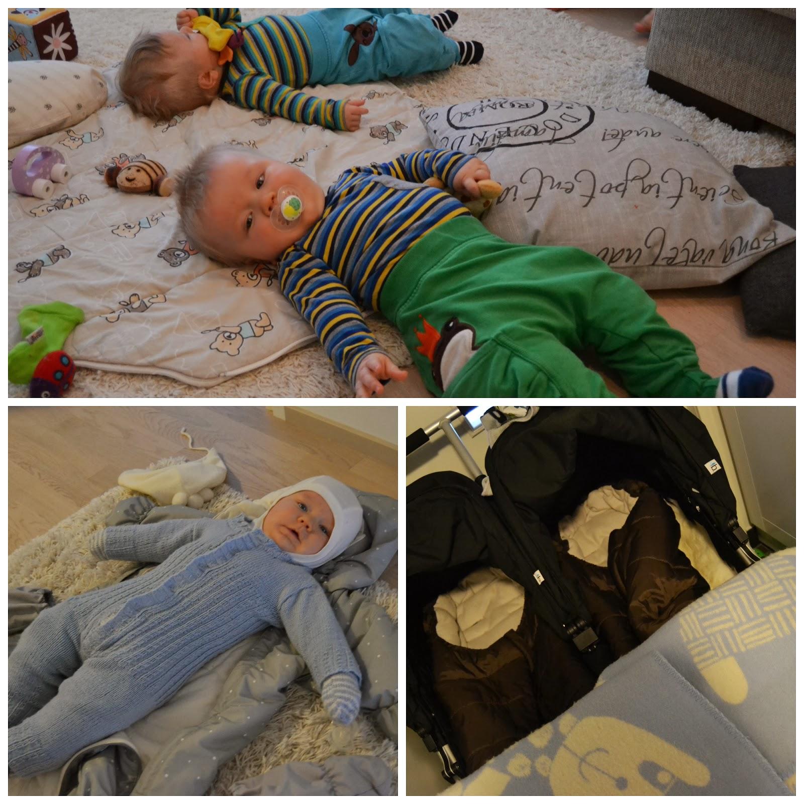 Mistä On Pienet Vauvat Tehty