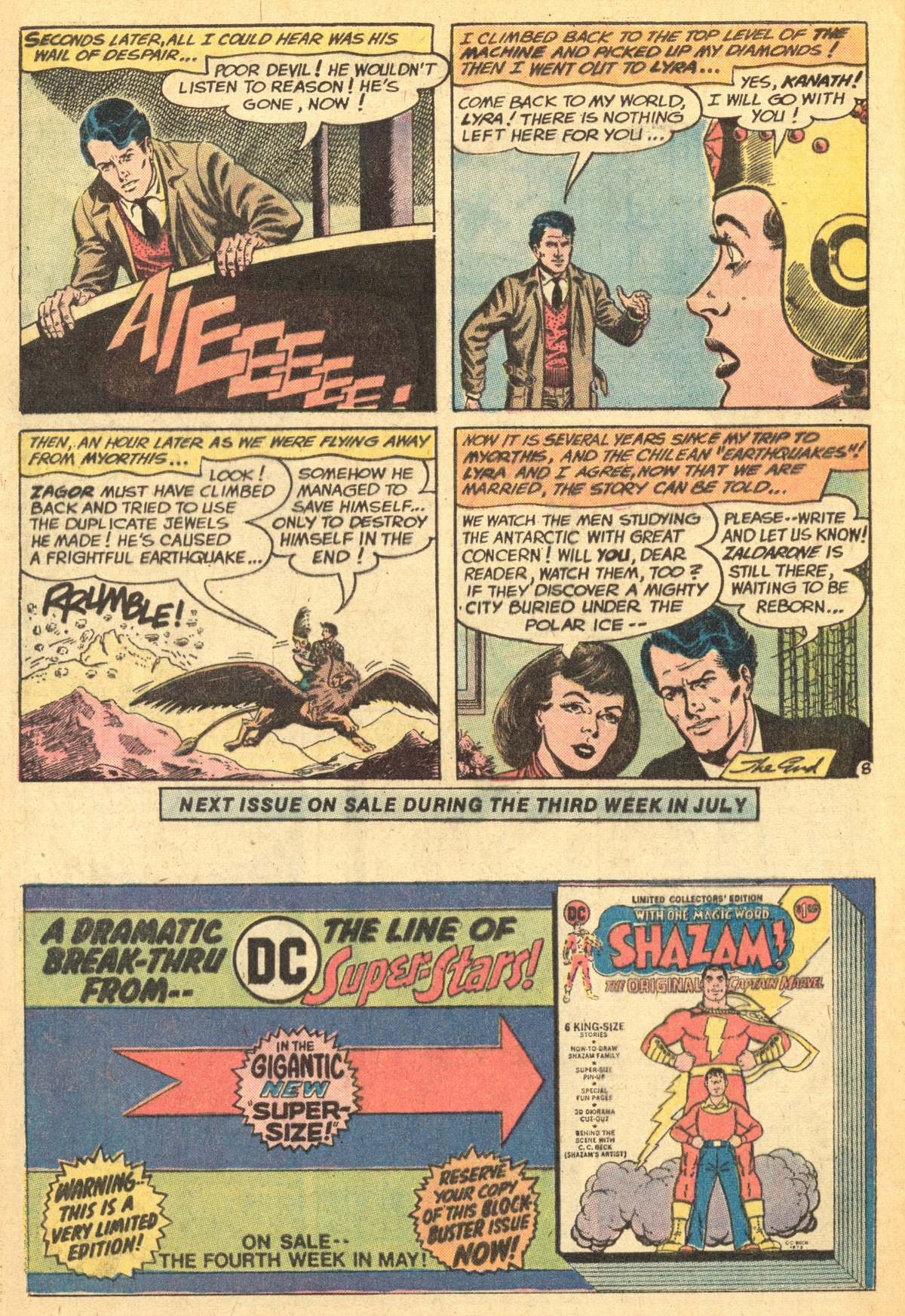 Strange Adventures (1950) issue 243 - Page 32