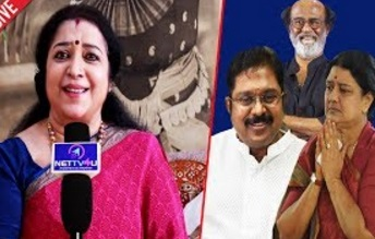 Rajni Is A Good Human Being : Actress Latha Interview | We Don't Want Sasikala To Rule After Amma