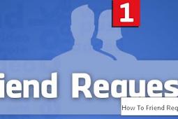 Send A Friend Request On Facebook
