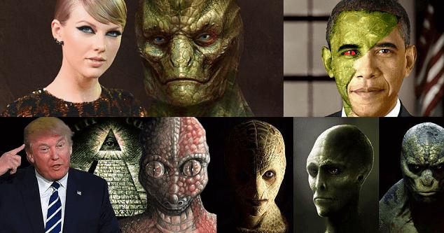 Dünyayı Yöneten Kertenkele Adamlar : Reptilian Irkı