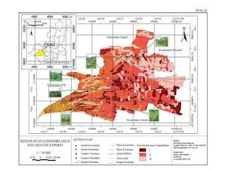 Beragam Teknik Analisis Data Geografis