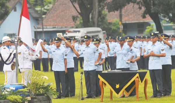 Penerimaan Bintara PK TNI AU 2017