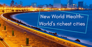 New World Health report published: Mumbai declared the 12th richest city globally