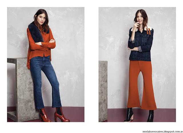Moda invierno 2016 pantalones Kosiuko. Moda 2016.