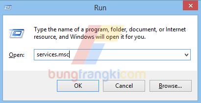 Cara mematikan/menonaktifkan Windows update otomatis