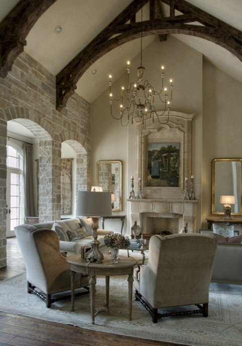 French Interior Design: Interior Design And Mood Creation: French