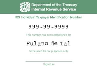 Fake Tax Id Number Generator