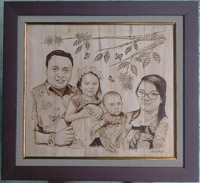 Mas Dadik & Family
