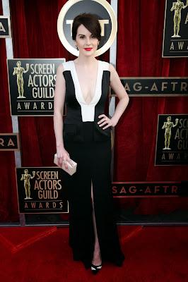 Michelle Dockery Screen Actors Guild Awards 2014