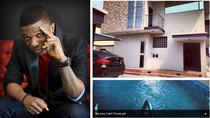 Money Good Oh Wizkid Moves Into New House Photos 360nobs Com