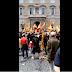 VIDEO | Cientos de legionarios se concentran frente a la Generalitat de Cataluña