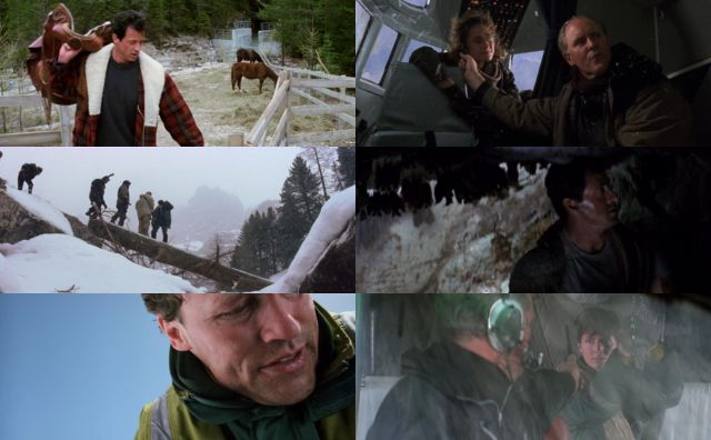 Cliffhanger [Riesgo total] (1993) HD 1080p Latino Dual