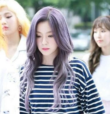 Irene_hair_colors_redvelvet