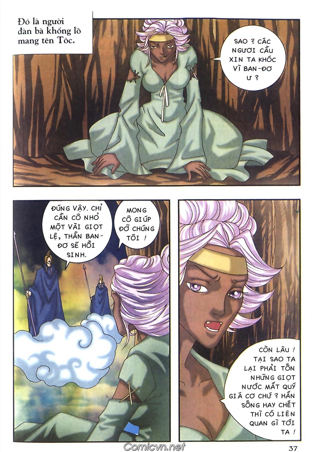 Thần thoại Bắc Âu - Chapter 46: Thần Dũng Cảm - Pic 38