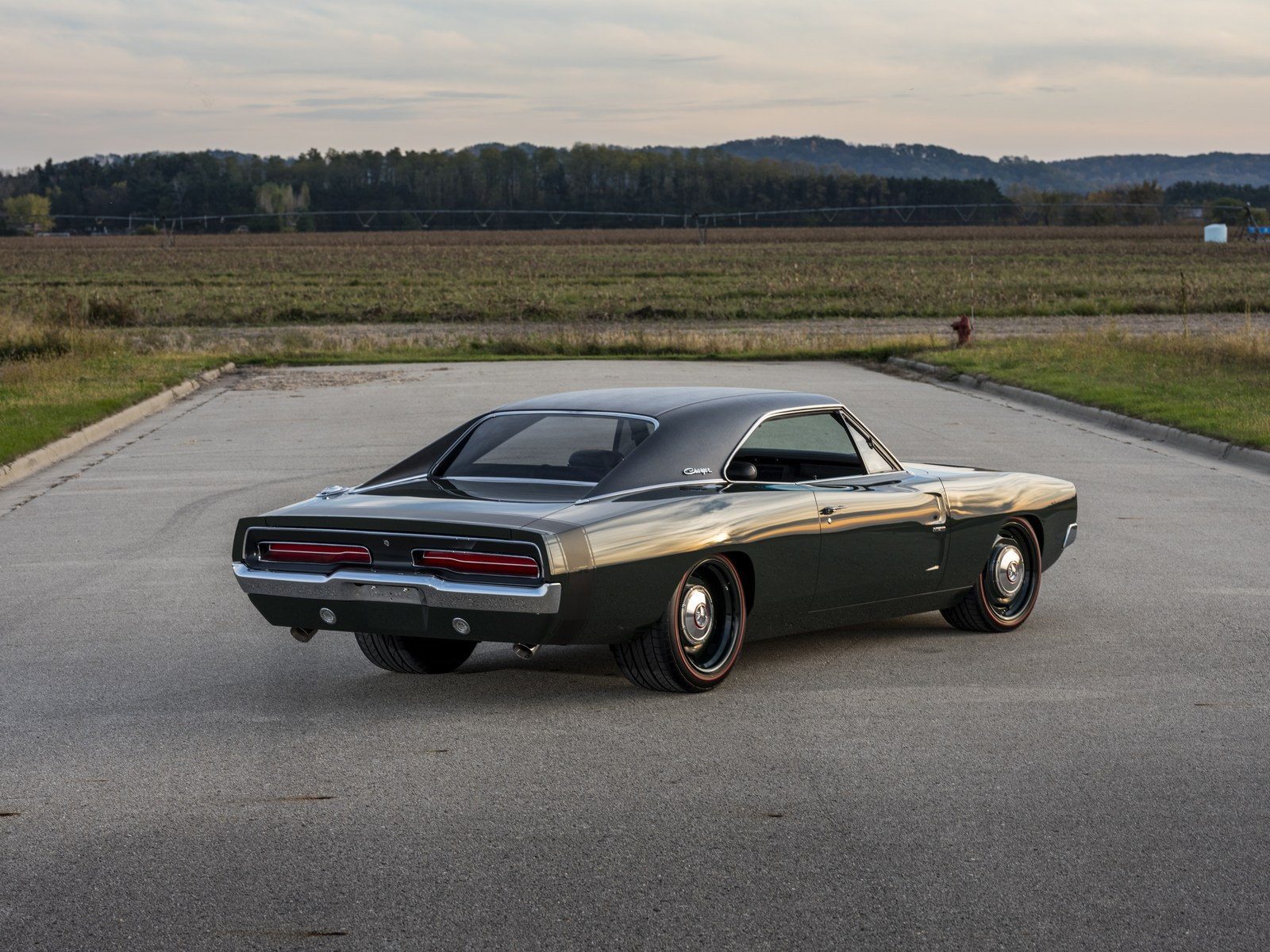 1969 dodge charger defector is a hemi powered restomod carscoops. Black Bedroom Furniture Sets. Home Design Ideas